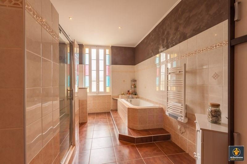 Vente maison / villa Morestel 439000€ - Photo 7
