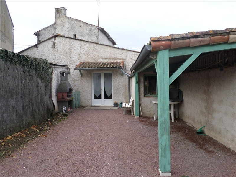 Vente maison / villa Chauvigny 70000€ - Photo 1