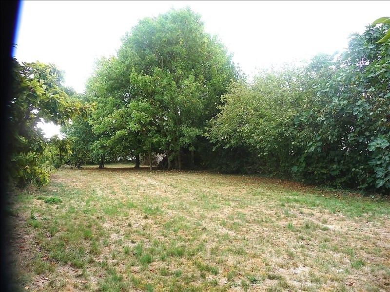 Vendita terreno Le fief sauvin 54250€ - Fotografia 2