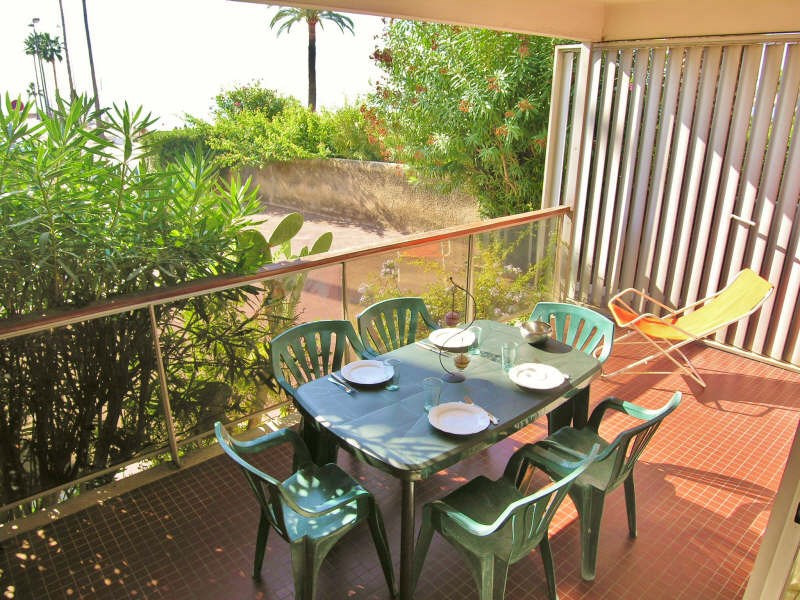 Rental apartment Le golfe juan 1 100€ +CH - Picture 9