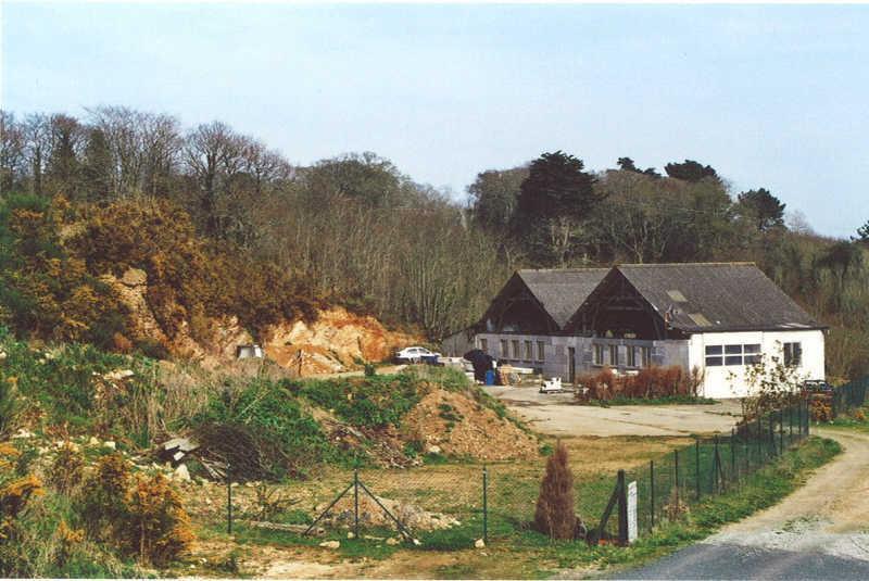 Sale site Pont croix 170888€ - Picture 1