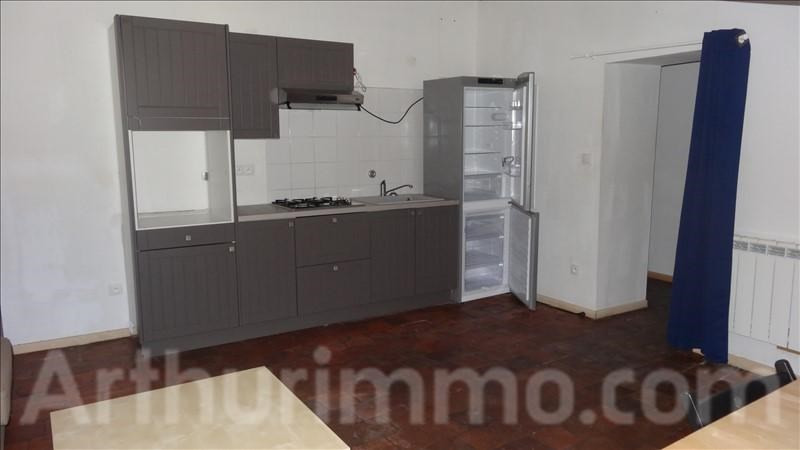 Rental apartment Lodeve 510€ CC - Picture 2