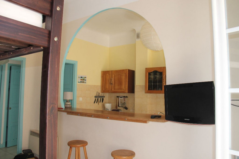 Rental apartment Nice 600€ CC - Picture 6