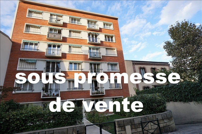 Sale apartment La garenne colombes 354400€ - Picture 1