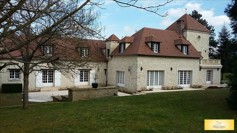 Venta de prestigio  casa Fontenay mauvoisin 1190000€ - Fotografía 2
