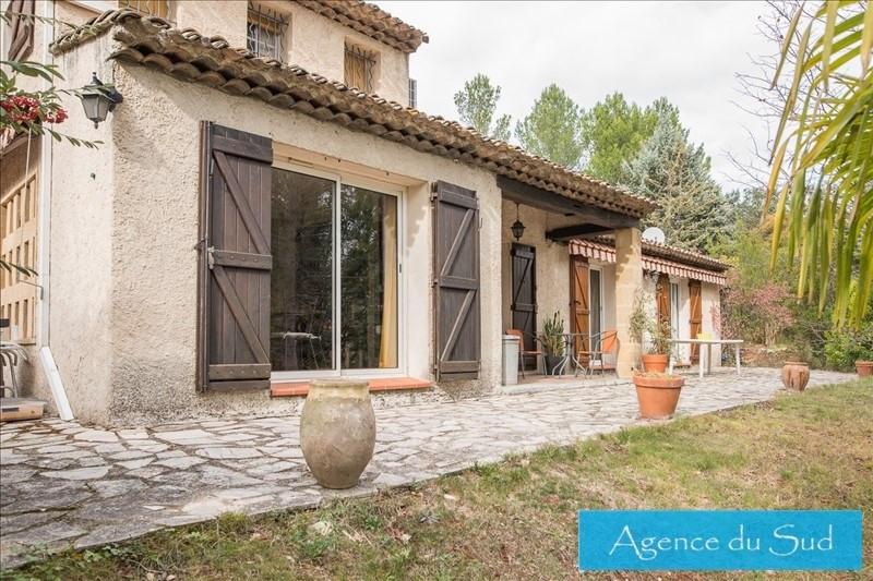 Vente maison / villa Peypin 430000€ - Photo 1