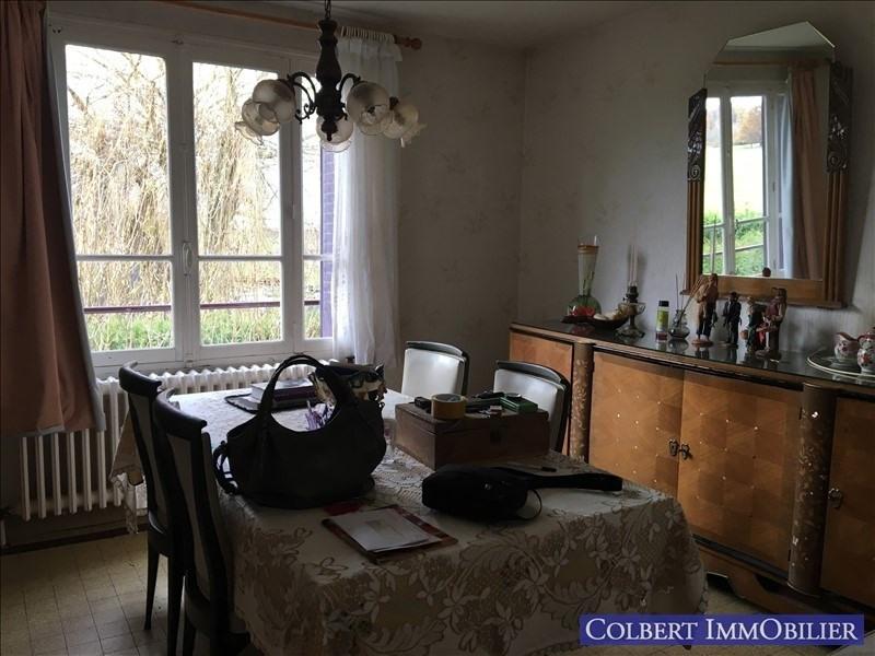 Vente maison / villa Pontigny 138000€ - Photo 4