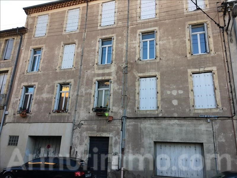 Investment property building Bedarieux 277000€ - Picture 1