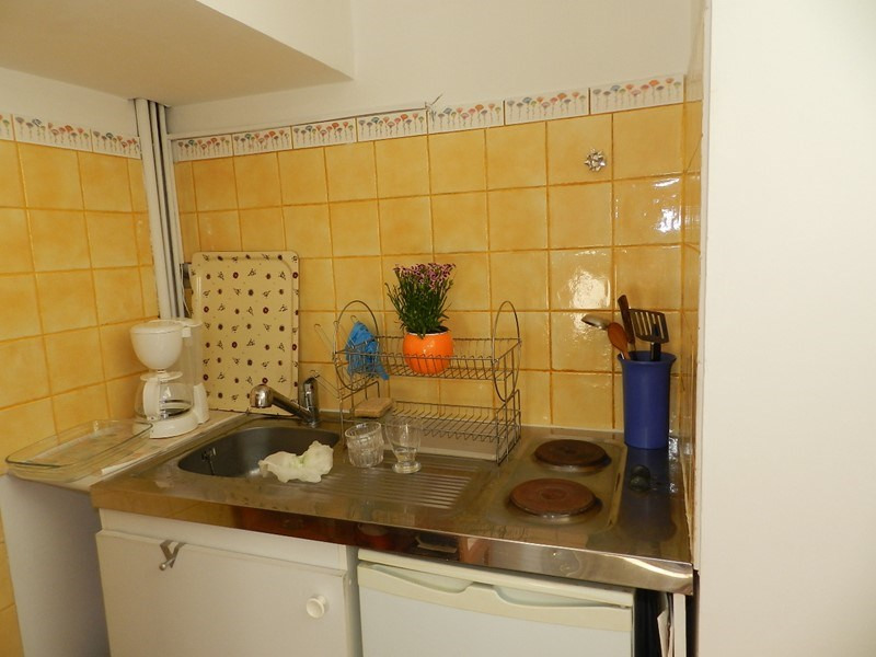 Location vacances appartement La grande motte 520€ - Photo 7