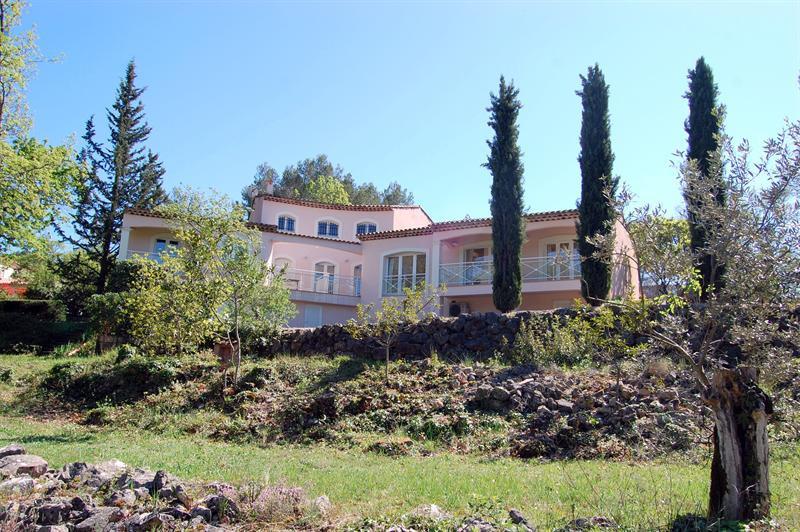 Vente de prestige maison / villa Fayence 750000€ - Photo 1