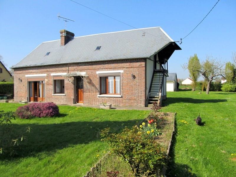 Vente maison / villa Conches en ouche 128000€ - Photo 9