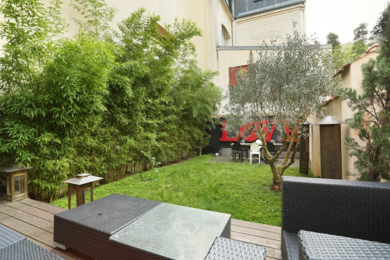 Vente de prestige hôtel particulier Neuilly-sur-seine 3250000€ - Photo 7