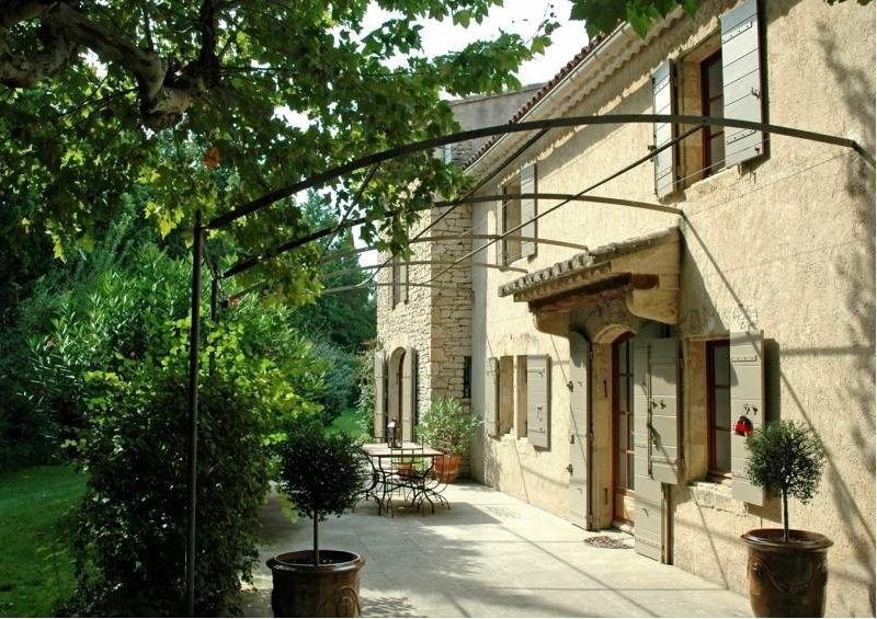 Vente de prestige maison / villa Monteux 645000€ - Photo 6