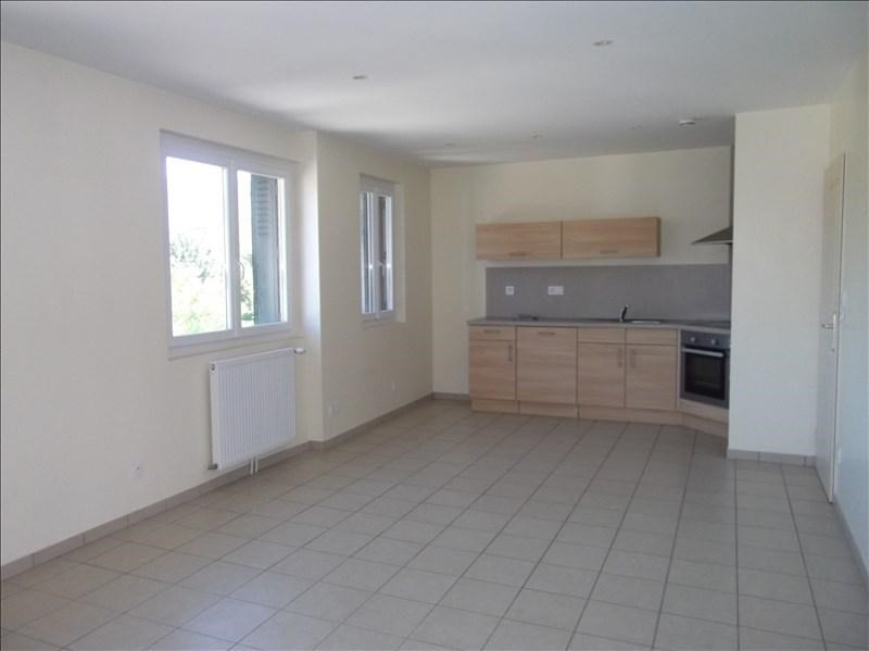 Location appartement Yenne centre 500€ CC - Photo 1
