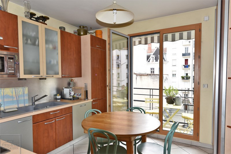 Vente appartement Lyon 6ème 630 000€ - Photo 3