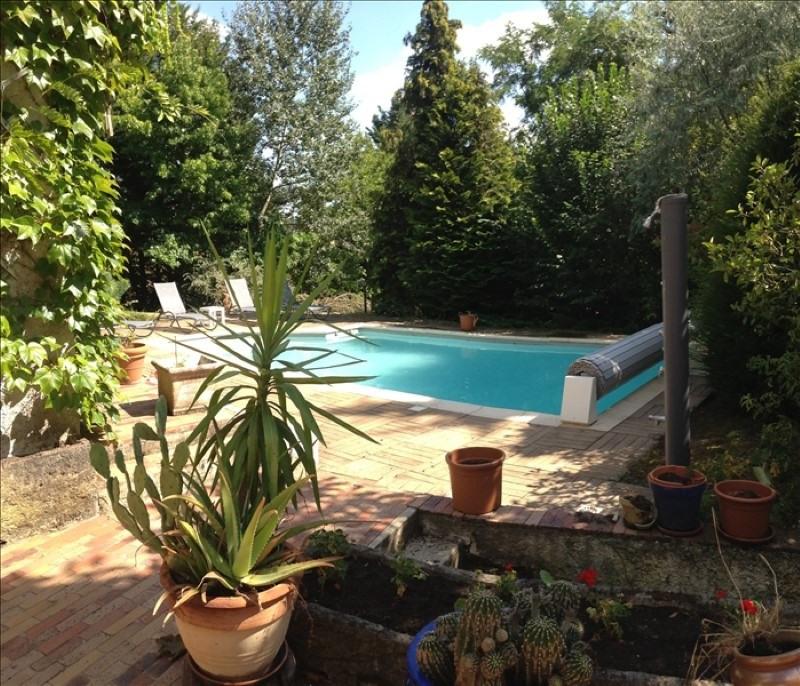 Sale house / villa Germigny l eveque 468000€ - Picture 2