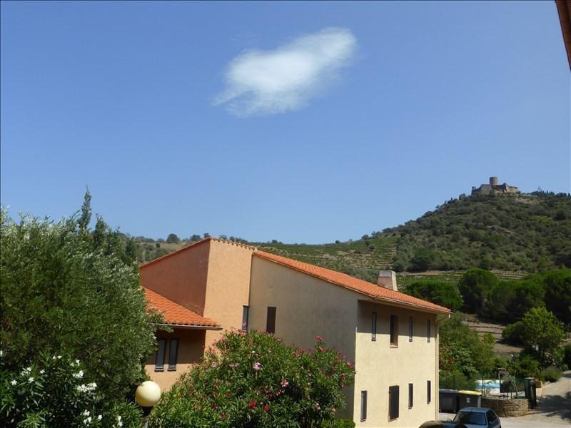 Vente appartement Collioure 100000€ - Photo 1