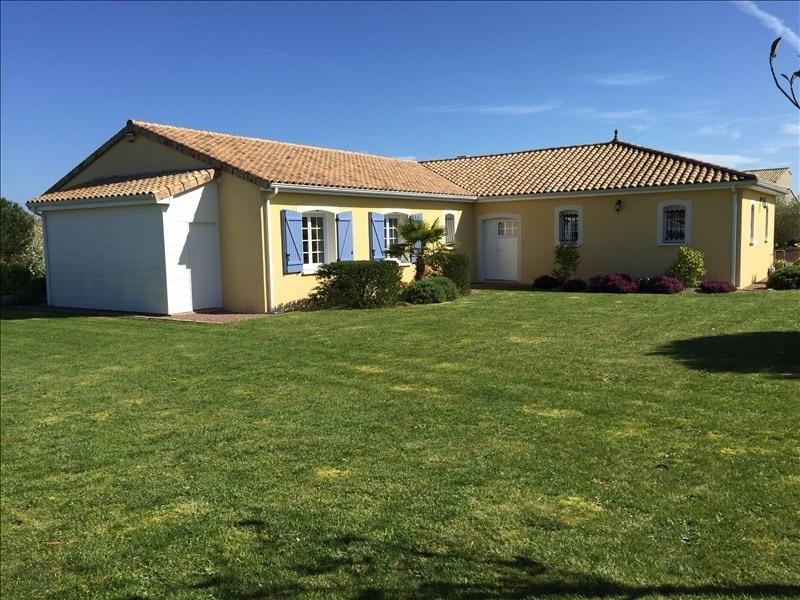 Vente maison / villa Liguge 399900€ - Photo 3