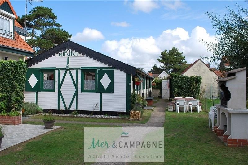 Sale house / villa Fort mahon plage 213000€ - Picture 2