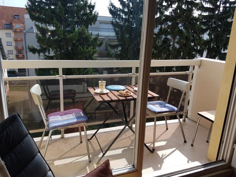 Vermietung von ferienwohnung wohnung Strasbourg 455€ - Fotografie 8