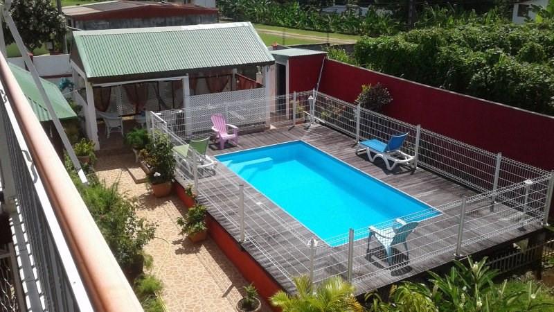 Sale house / villa Capesterre belle eau 522000€ - Picture 2