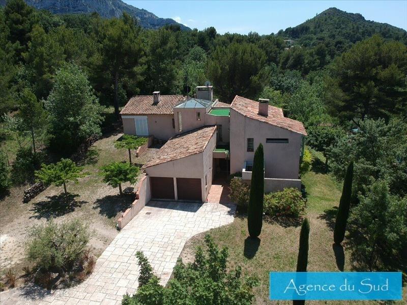 Vente de prestige maison / villa Roquevaire 835000€ - Photo 2