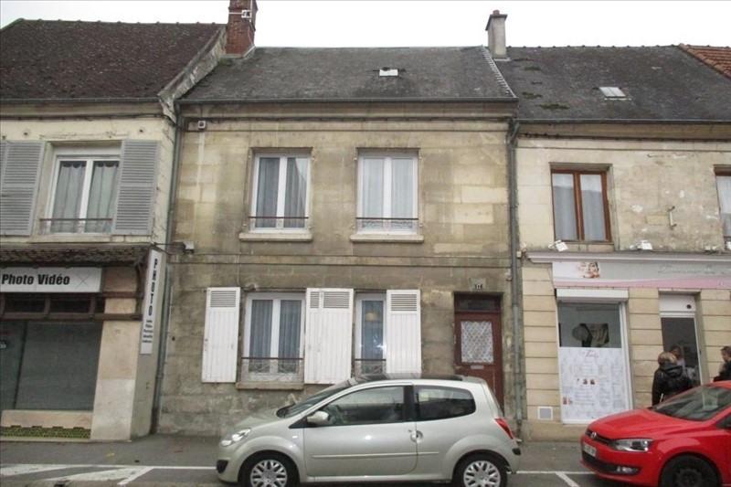 Sale house / villa Villers cotterets 119500€ - Picture 1