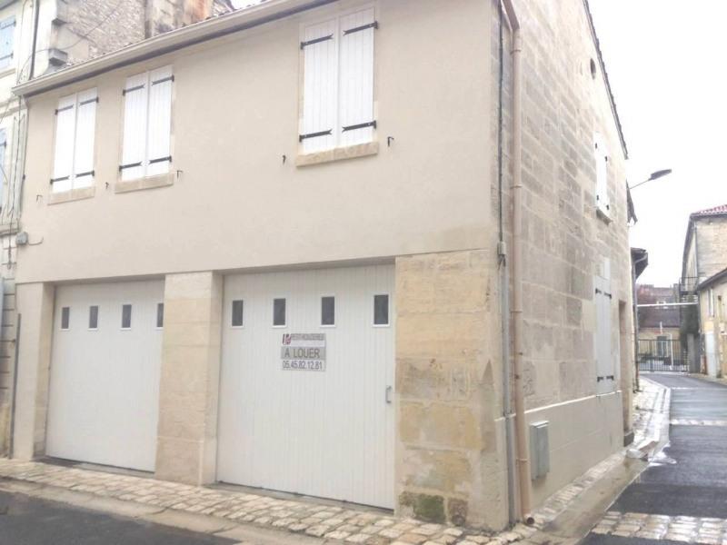 Location maison / villa Cognac 500€ CC - Photo 1