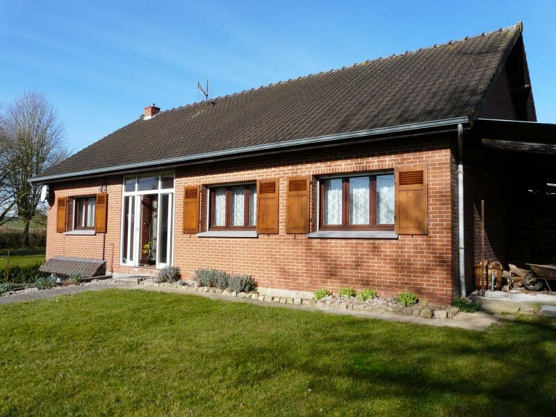 Sale house / villa Elnes 197400€ - Picture 1