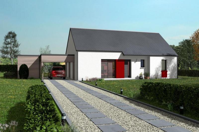 Maison  4 pièces + Terrain 518 m² Luceau par maisons PRIMEA
