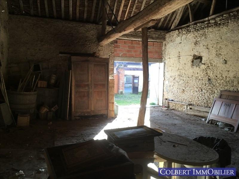 Vente maison / villa Pontigny 98000€ - Photo 5
