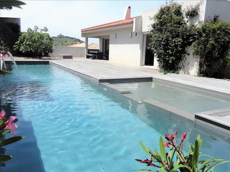 Vente de prestige maison / villa Port vendres 1260000€ - Photo 1