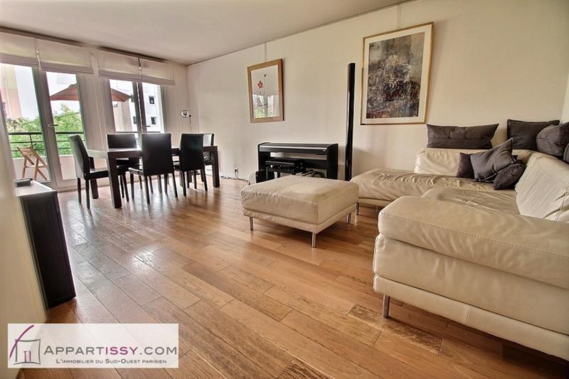 Sale apartment Montrouge 580000€ - Picture 2