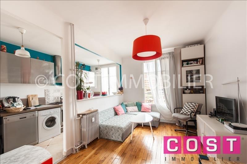 Sale apartment Asnieres sur seine 375000€ - Picture 1