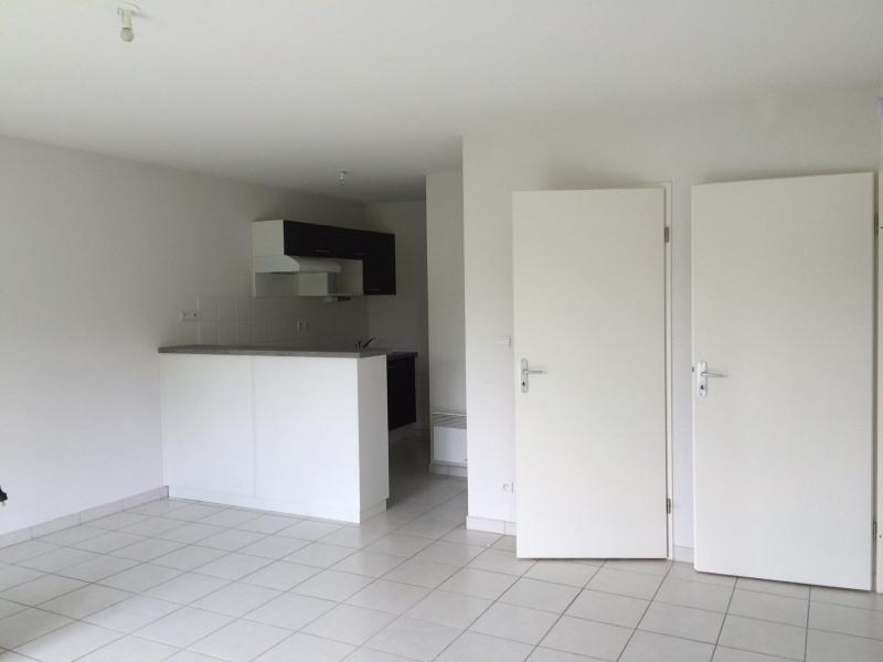 Rental apartment Saint lys 528€ CC - Picture 2