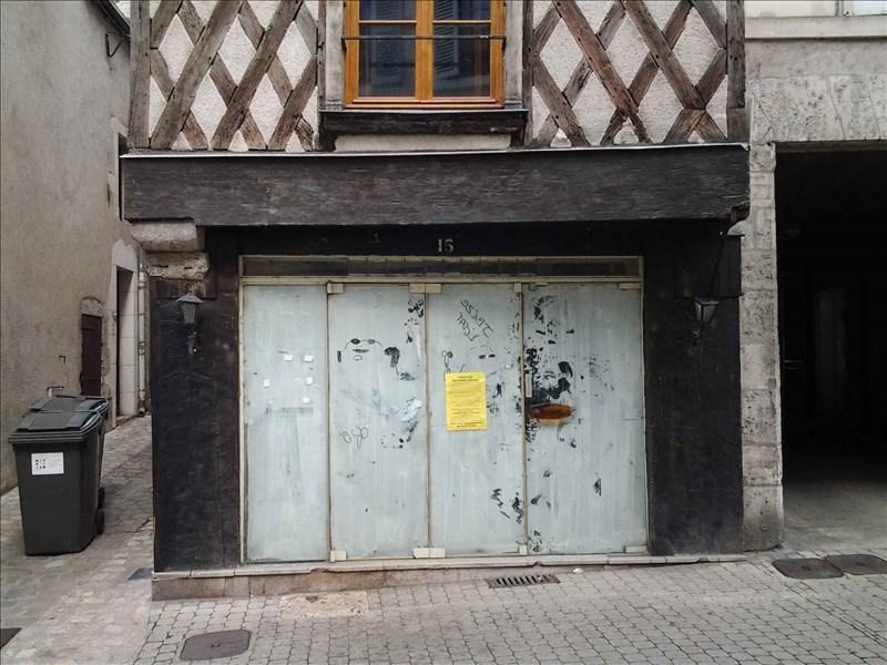 Sale empty room/storage Blois 107000€ - Picture 2