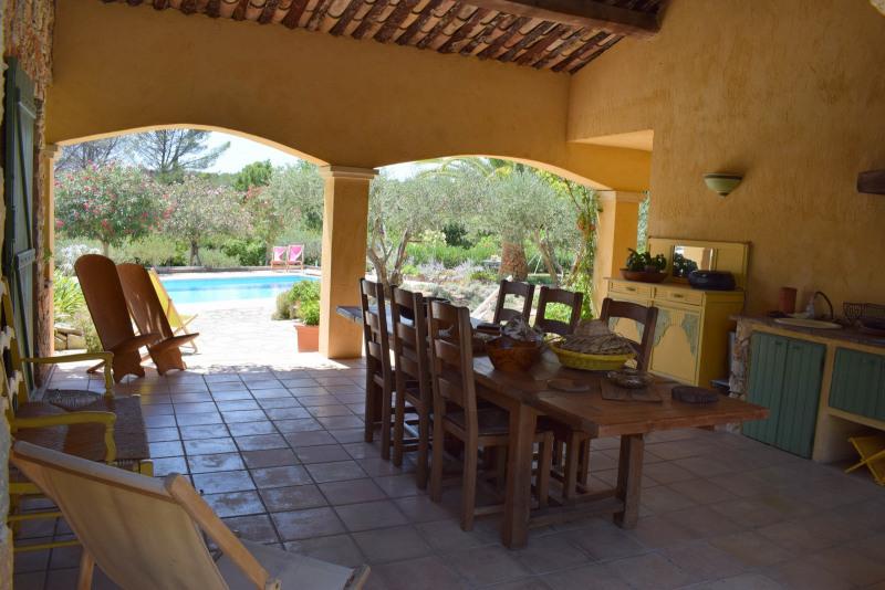 Deluxe sale house / villa Seillans 895000€ - Picture 21