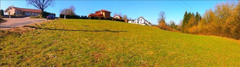 Vente terrain St martin du frene 59880€ - Photo 3