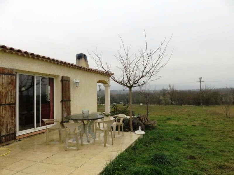Sale house / villa Grospierres 287200€ - Picture 3
