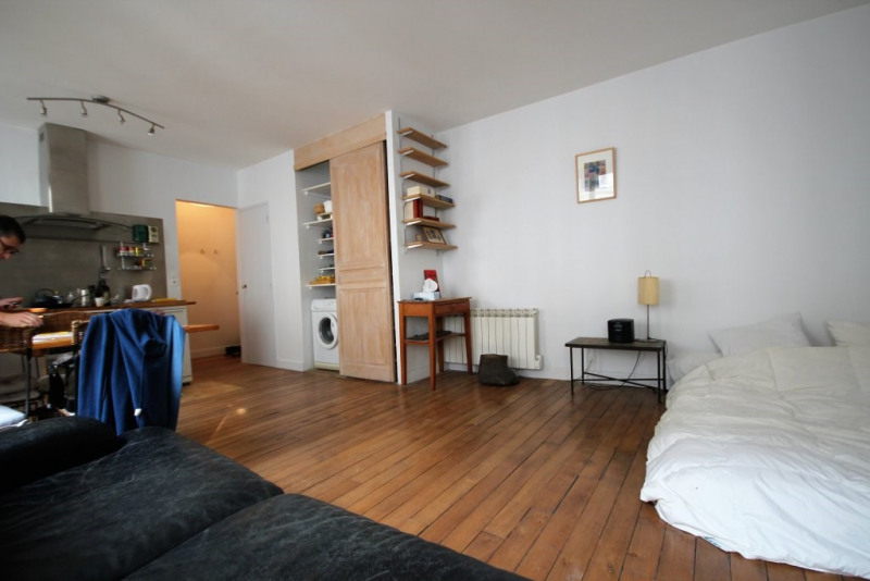 Vente appartement Paris 18ème 370000€ - Photo 2