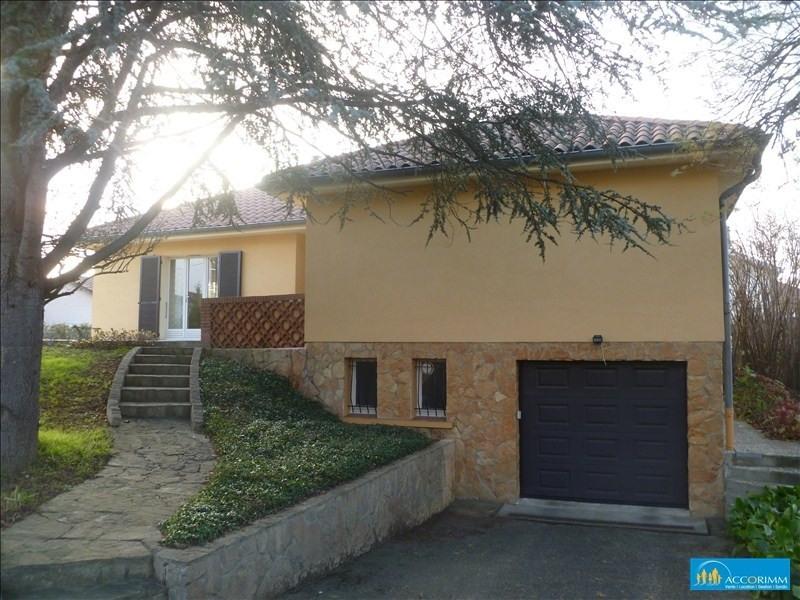 Vente maison / villa Feyzin 320000€ - Photo 2