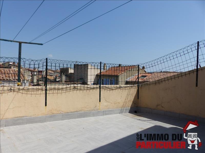 Sale apartment Marignane 128000€ - Picture 1