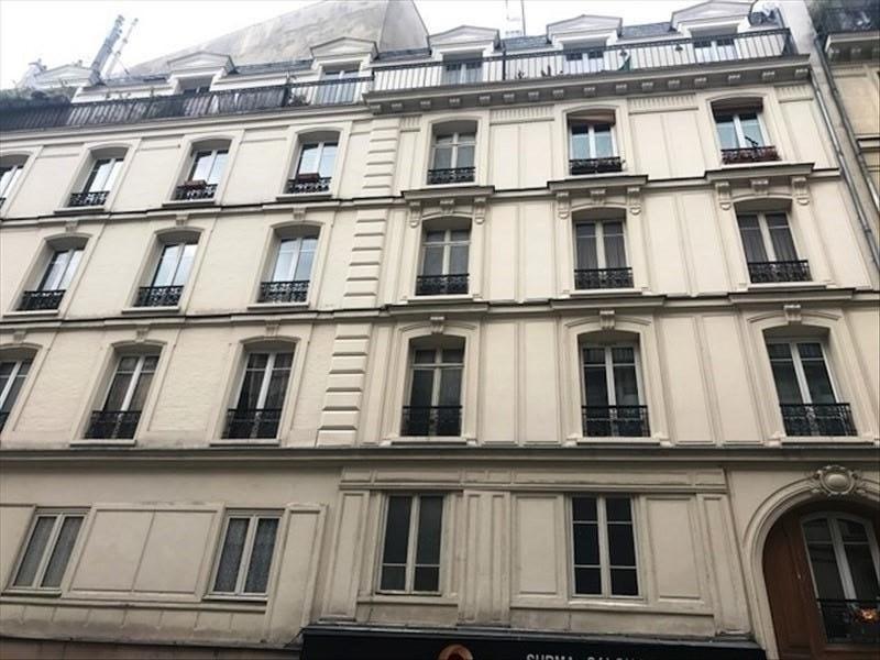 Vente appartement Paris 10ème 68000€ - Photo 1