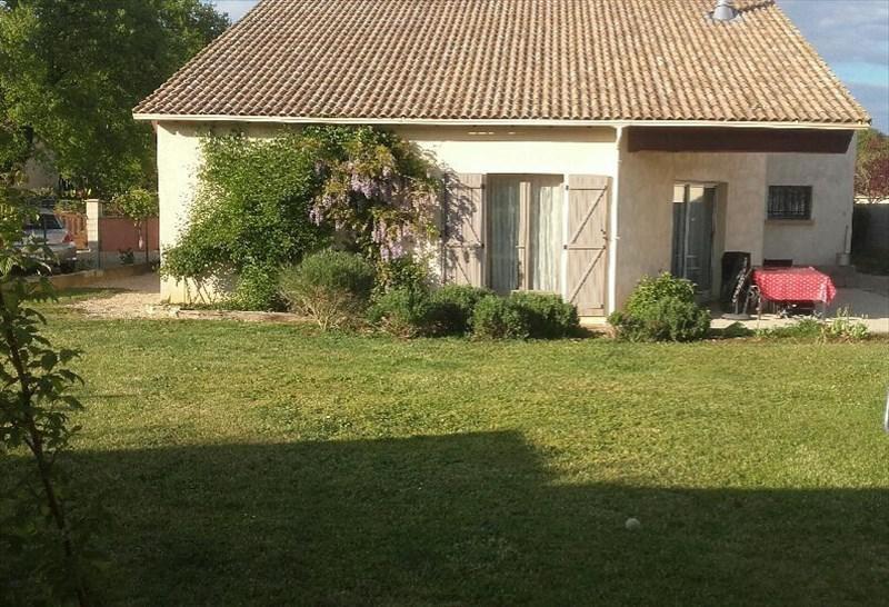 Vente maison / villa Celle levescault 198000€ -  3
