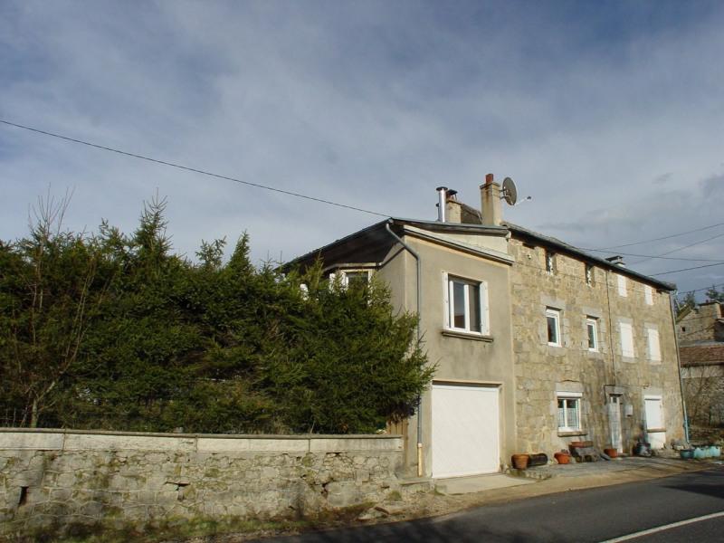 Sale house / villa Le chambon sur lignon 78500€ - Picture 2