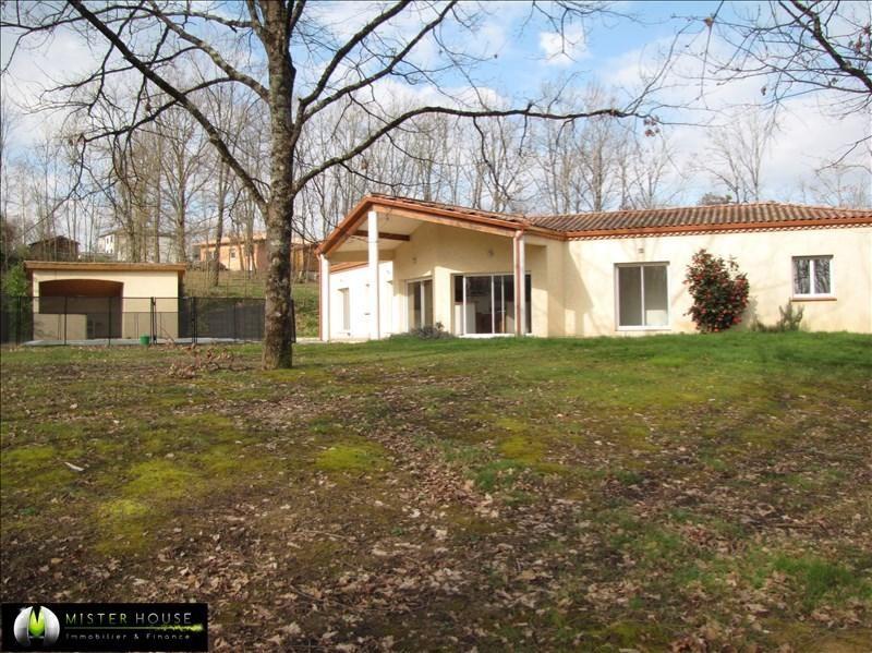 Verkoop  huis Montauban 375000€ - Foto 1