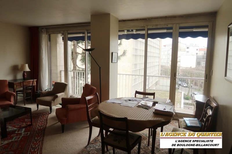 Venta  apartamento Boulogne billancourt 741000€ - Fotografía 1