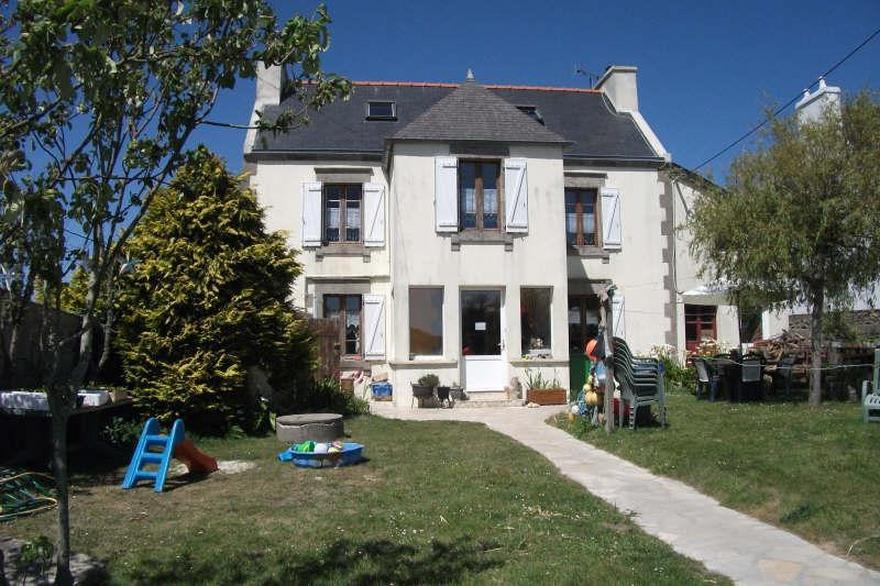Sale house / villa Cleden cap sizun 89250€ - Picture 1