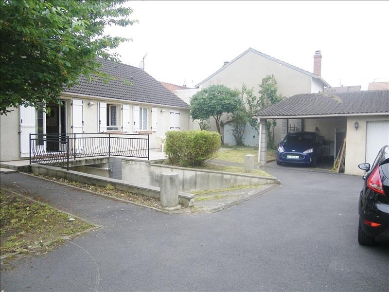 Vente maison / villa Argenteuil 362 250€ - Photo 2