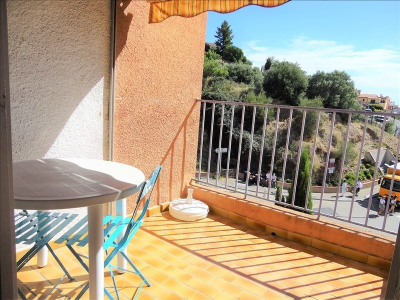 Sale apartment Collioure 208000€ - Picture 1